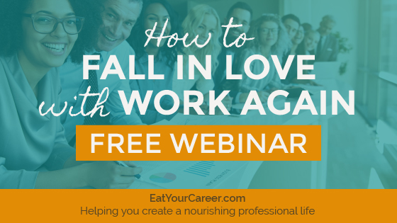 How to Fall in Love with Work Again