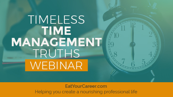 Timeless Time Management Truths