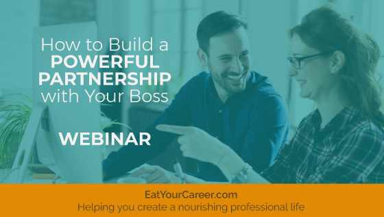 How to Build a Powerful Partnership with Your Boss