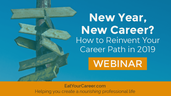 New Year, New Career? How to Reinvent Your Career Path in 2019