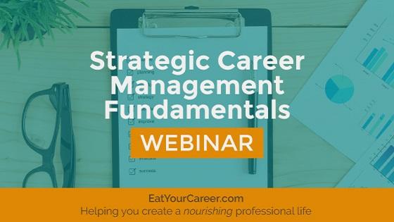 Strategic Career Management Fundamentals