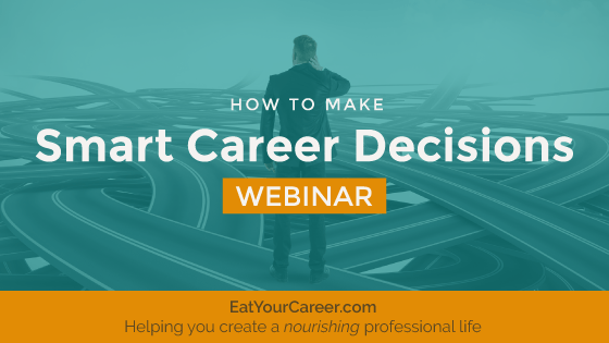 How to Make Smart Career Decisions