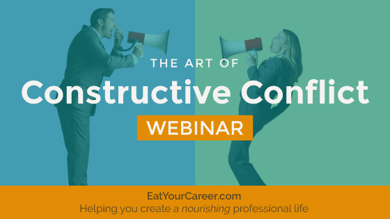 The Art of Constructive Conflict