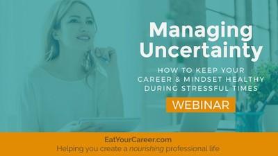Bonus Webinar: Managing Uncertainty