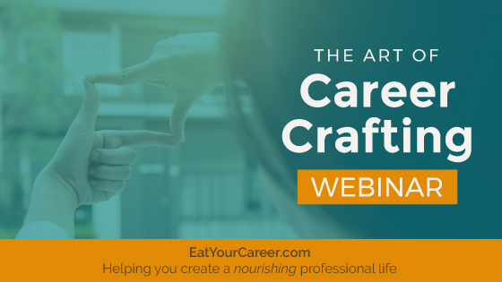 The Art of Career Crafting