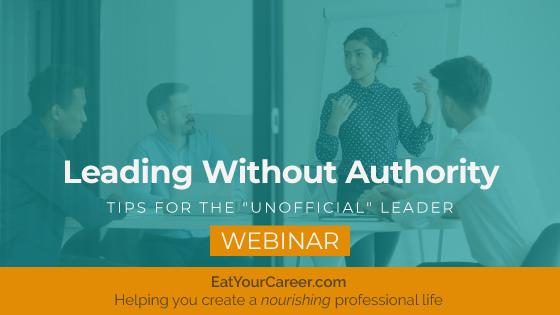 Leading Without Authority