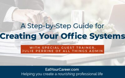 A Step-by-Step Guide for Creating Your Office Procedures with Julie Perrine